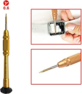 0.6mm Y Tip Y000 Tri-point Triwing Y Shape Magnetic Tri Screwdriver for Apple iPhone 7..