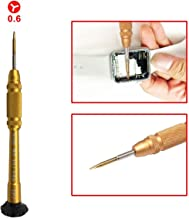 0.6mm Y Tip Y000 Tri-point Triwing Y Shape Magnetic Tri Screwdriver for Apple iPhone 7 iPhone 7 Plus iPhone 8 iPhone 8 Plus iPhone X,iPhone XR, XS, XS Max, Apple Watch
