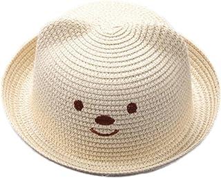 1883c5ba5 Sombreros y gorras Bebé, ❤️Amlaiworld Niños Bebé Niño Niña Sombrero de Paja  Playa Sombrero