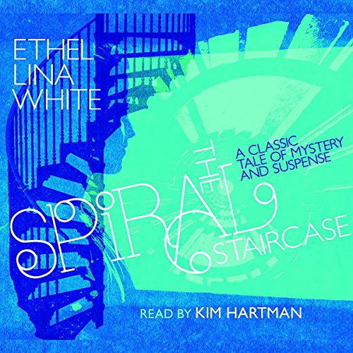 The Spiral Staircase audiobook cover art