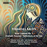 Concerto pour Violon N° 1-Reflections of The Sea-Dramatic Frescoes