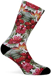 Calcetines Guadalupe Mujer Flores - L/XL