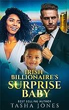 Irish Billionaire's Surprise Baby - BWWM Romance (Touching Weddings Book 12)