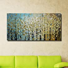 SANSNMI Modern Painting Art 100% Handmade Painting Pictures Decorate The Wall Decoration Abstract Oil Painting,80cmx200cm