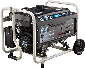 Pulsar 3500 watt portable gasoline generator