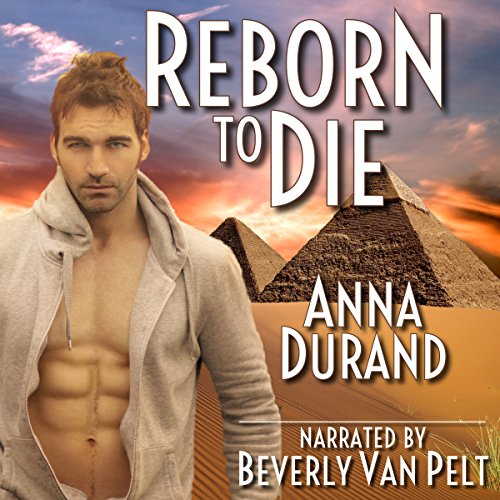 Reborn to Die audiobook cover art
