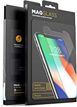 Magglass iPhone 11/iPhone XR Matte Screen Protector (2018) Fingerprint Resistant Anti Glare Tempered Glass (Case Compatible Fit)