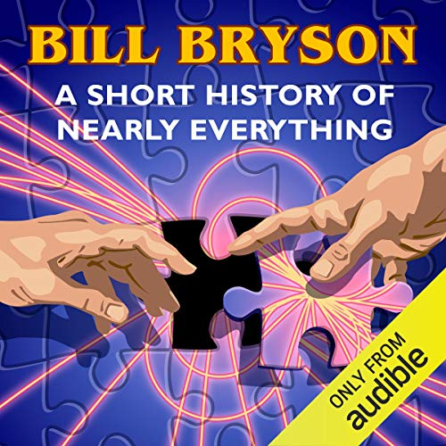 A Short History of Nearly Everything audiobook cover art