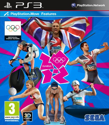 London 2012: The Official Video Game of the Olympic Games  (Playstation 3) [UK IMPORT]