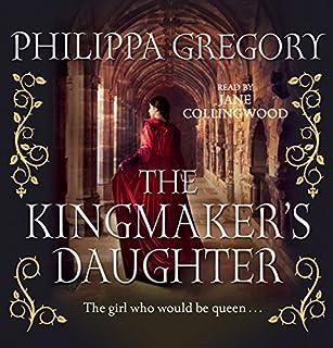 The Kingmaker's Daughter cover art