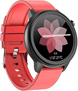 hwbq Smart Watch Activiteit Oefening Fitness Tracker Slaapmonitor Calorie Teller Stap Tegen-Rood