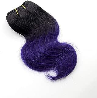 50g/bundle Ombre Human Hair Bundles Short Bob Hair Style 8Inch Hair Brazilian Body Wave 4 Bundles Hair Products Human Hair Extensions
