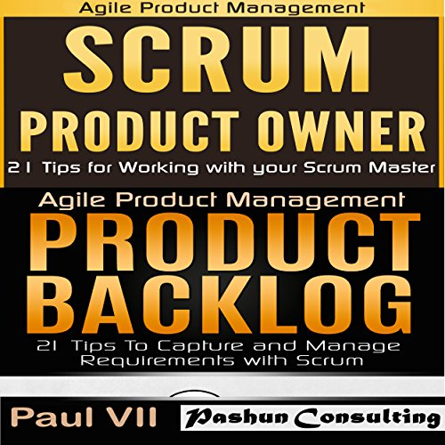 Agile Product Management: Scrum Product Owner cover art