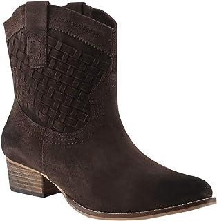 حذاء Skechers أمريكي غربي منسوج قصير للنساء