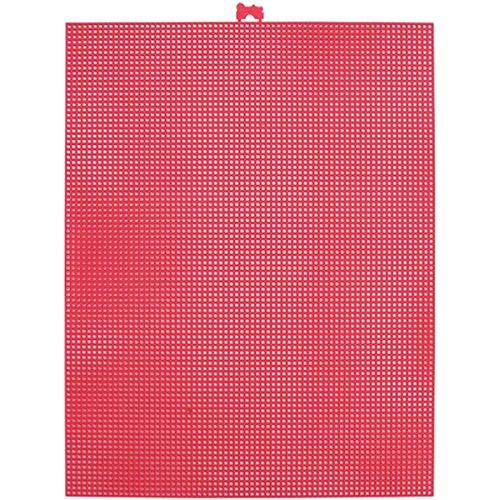 Darice 33900–37 Plastique sur Toile 7 Comte, Multicolore, 10 x 33 cm