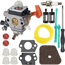 Hilom C1Q-S174 Carburetor for STIHL FS87 FS90 FS100 FS110 FS130 HL90 HL95 HL100 HT100 HT101 KM90 KM100 KM110 SP90 Trimmer Replaces # 4180 120 0604 4180 120 0611 w Carb Adjustment Tool