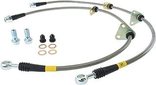 Allstar ALL48313 1//4 Diameter 30 Long 304 Stainless Steel Brake Line