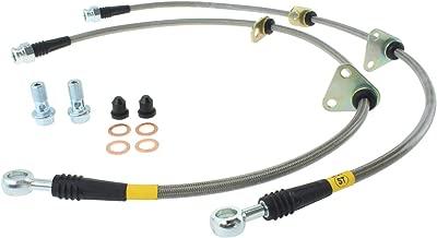 integra steel braided brake lines