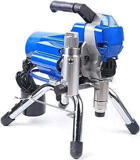 OUBAYLEW Pulverizador Airless de alta presión Máquina de pulverización de pintura de pared Maquina de pintar Airles 2200W ...