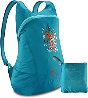 KAILAS Cute Packable Backpack Small Hiking Foldable Lightweight Water Repellent Daypack for Travel Camping Outdoors