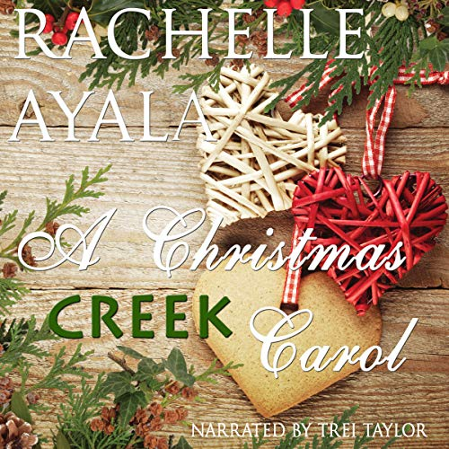 A Christmas Creek Carol audiobook cover art