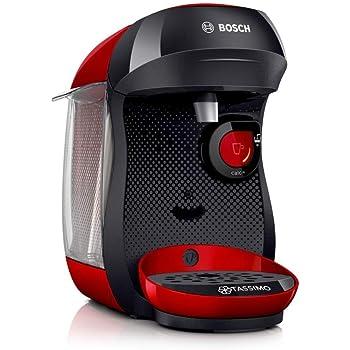 Bosch TAS1402 Tassimo Vivy 2 - Cafetera Multibebidas Automática de Cápsulas, Diseño Compacto, color Negro: Bosch: Amazon.es: Hogar
