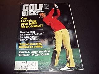 Golf Digest June 1979 Ben Crenshaw, Nicklaus on Putting