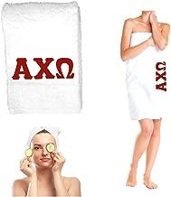 Alpha Chi Omega Towel 52