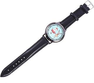 NICERIO — Relógio LED com tela sensível ao toque – Relógio de Natal com estampa de Papai Noel com pulseira de relógio de c...