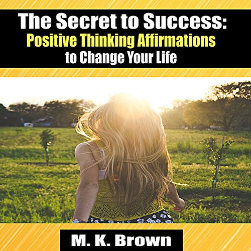 The Secret to Success audiobook cover art