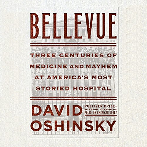Bellevue audiobook cover art