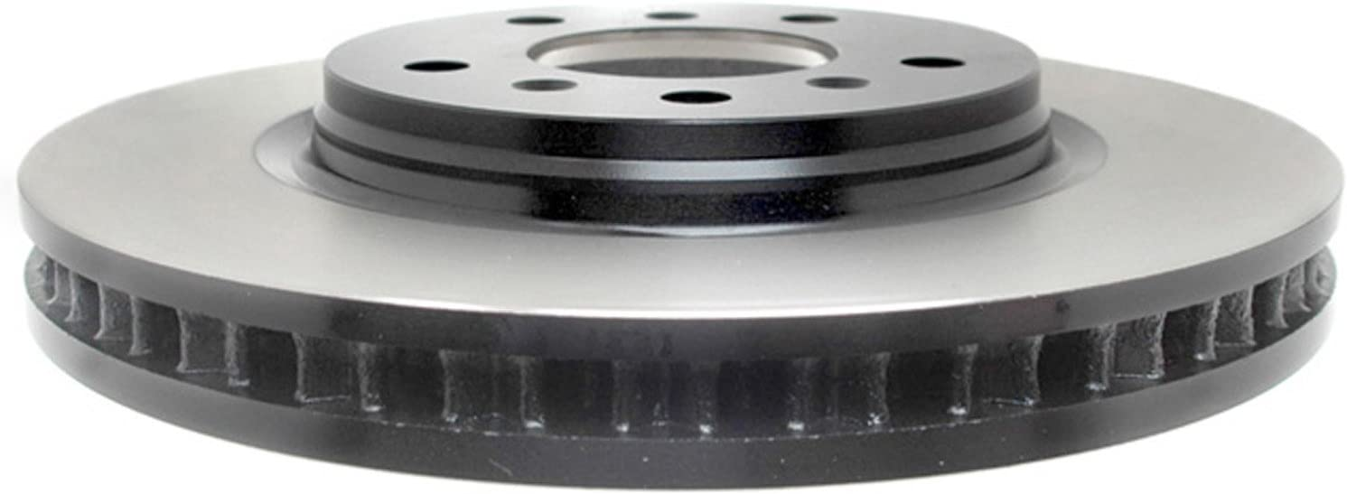 ACDelco Gold 18A2325 Black Hat Disc Brake Gifts Popular brand Rotor Front