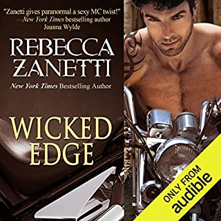 Wicked Edge audiobook cover art
