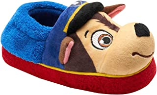 Nickelodeon Boy's Paw Patrol Slippers
