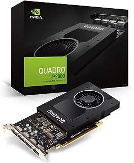 ELSA NVIDIA Quadro P2000 グラフィックスボード VD6269 EQP2000-5GER