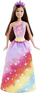 Barbie Princess Doll, Rainbow Fashion