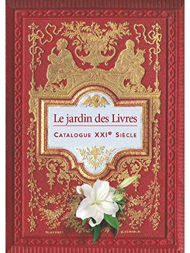 Catalogue du Jardin des Livres