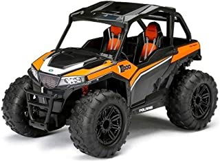 "New Bright 1:14 Radio Control Polaris General"" ATV - Orange"