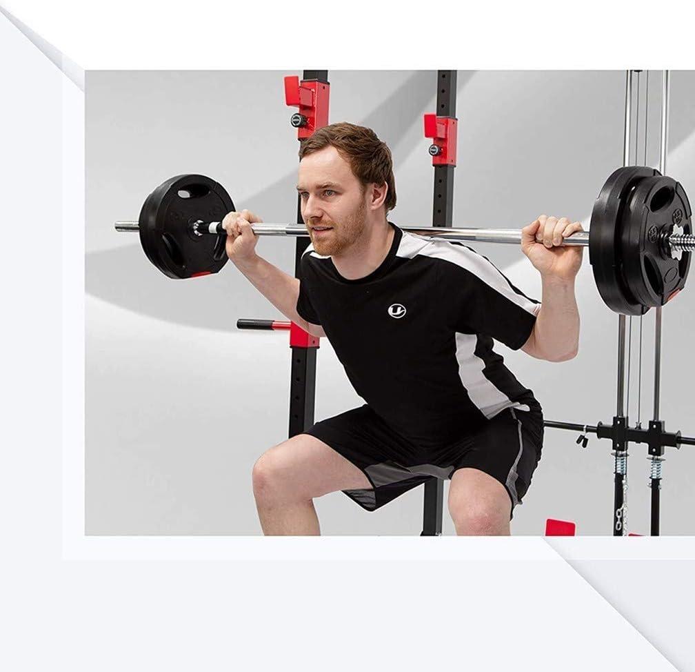CHIYA Fitness 47//59//70 Premium rutschfest Langhantelstange mit Ger/ändelte Grifffl/äche,Langhantel f/ür Bizeps Trizeps Stange Langhantelstange,/Ø25mm1.2M /Ø 25mm 4ft