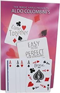 The Magic Apple Presents Aldo Colombini's Come Together Packet Trick