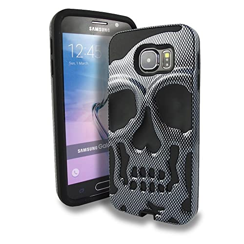 meet f4ddb b146b Skull Phone Case: Amazon.com