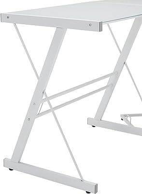 white glass furniture new 51 amazoncom ashley furniture signature design baraga collection