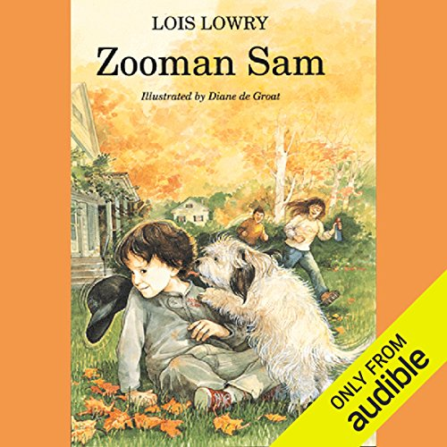 Zooman Sam  audiobook cover art