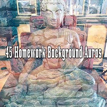 45 Homework Background Auras