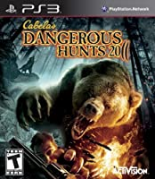 Cabela's Dangerous Hunts 2011 (輸入版:北米・アジア) - PS3