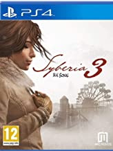 SYBERIA 3 PlayStation 4 by Microids