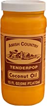 product image for Amish Country Popcorn | Coconut Oil - 15 oz | Old Fashioned with Recipe Guide