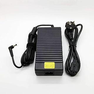 Adaptador Cargador Nuevo Compatible para Portátil MSI 180w GS73VR 7RF-436XES 19v 9.5a 5.5mm * 2.5mm // Protección contra Cortocircuitos, sobre-Corriente y sobrecalentamiento