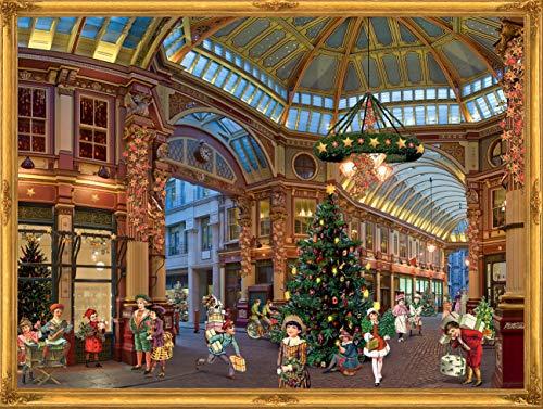 Adventskalender, Christmas Shopping, Sellmer Verlag
