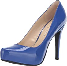 Jessica Simpson Women's PARISAH Shoe, Blue Violet